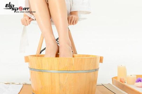 Chia sẻ cách có bàn chân đẹp