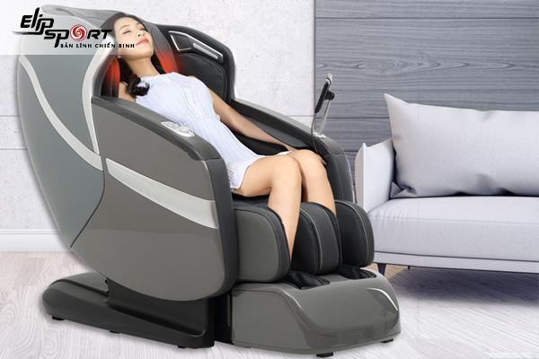 Bạn đã biết Quick massage trên ghế massage ELIP Alexander thú vị đến mức nào?