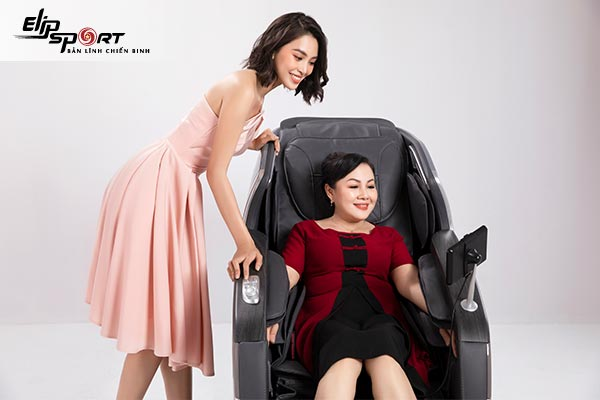 Ghế massage cho người bị tai biến