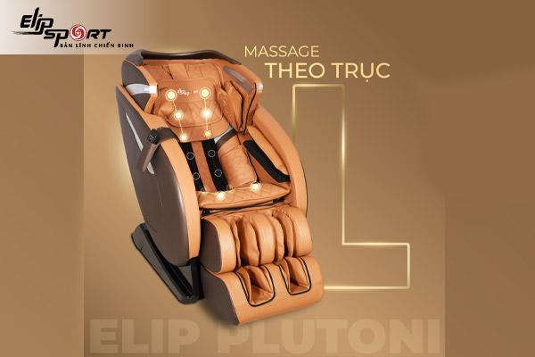 trục massage chữ L