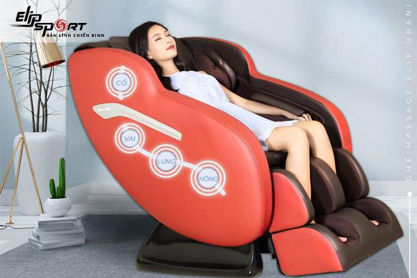 phân biệt trục massage