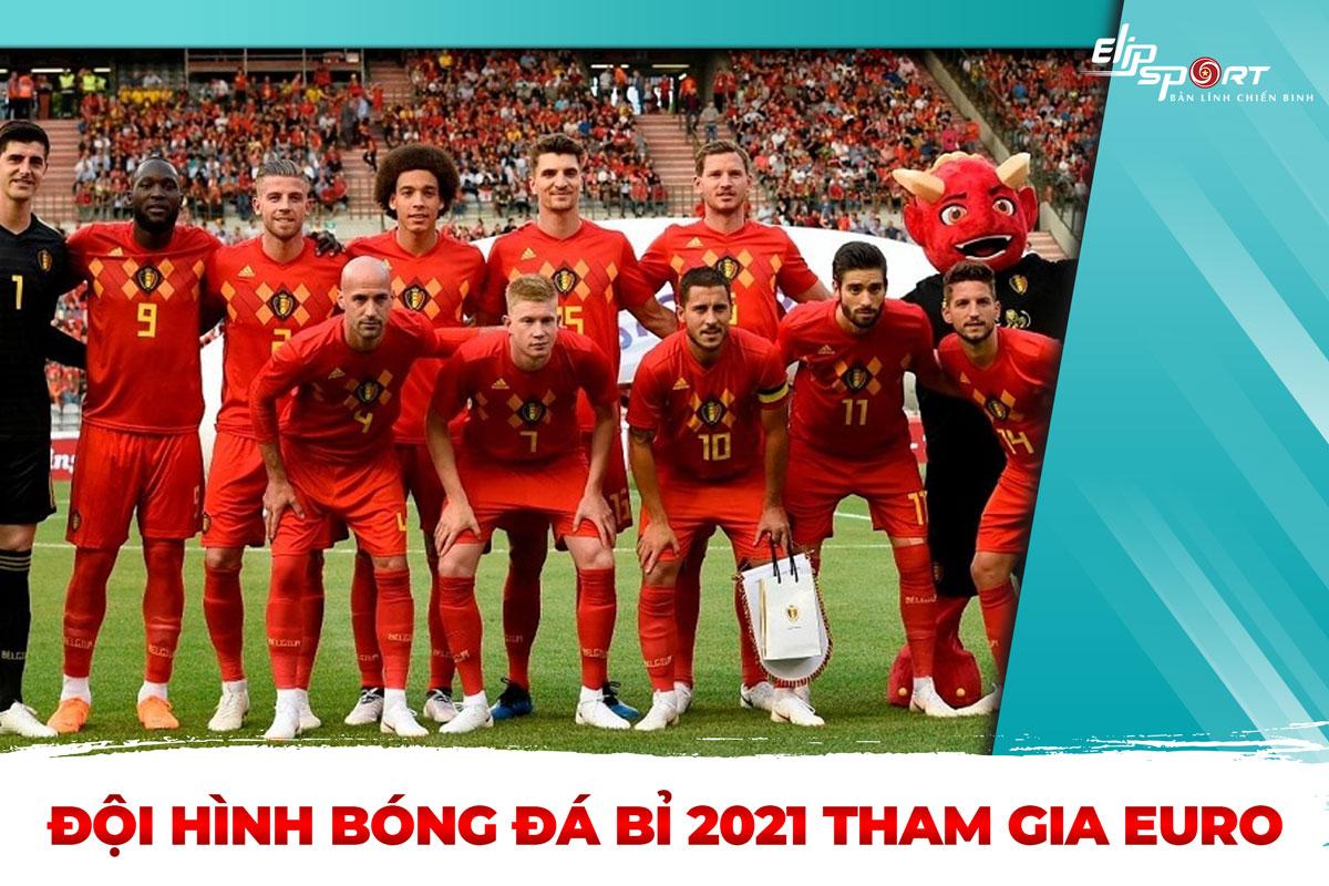 Đội hình bóng đá Bỉ