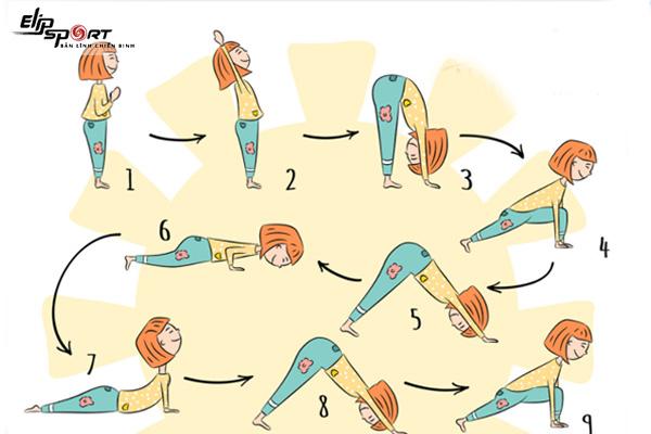 Lịch tập thể dục tại nhà trong mùa dịch