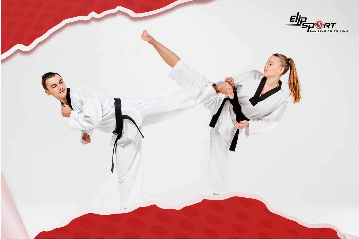 Top 12 các loại võ đạo phổ biến tại Việt Nam