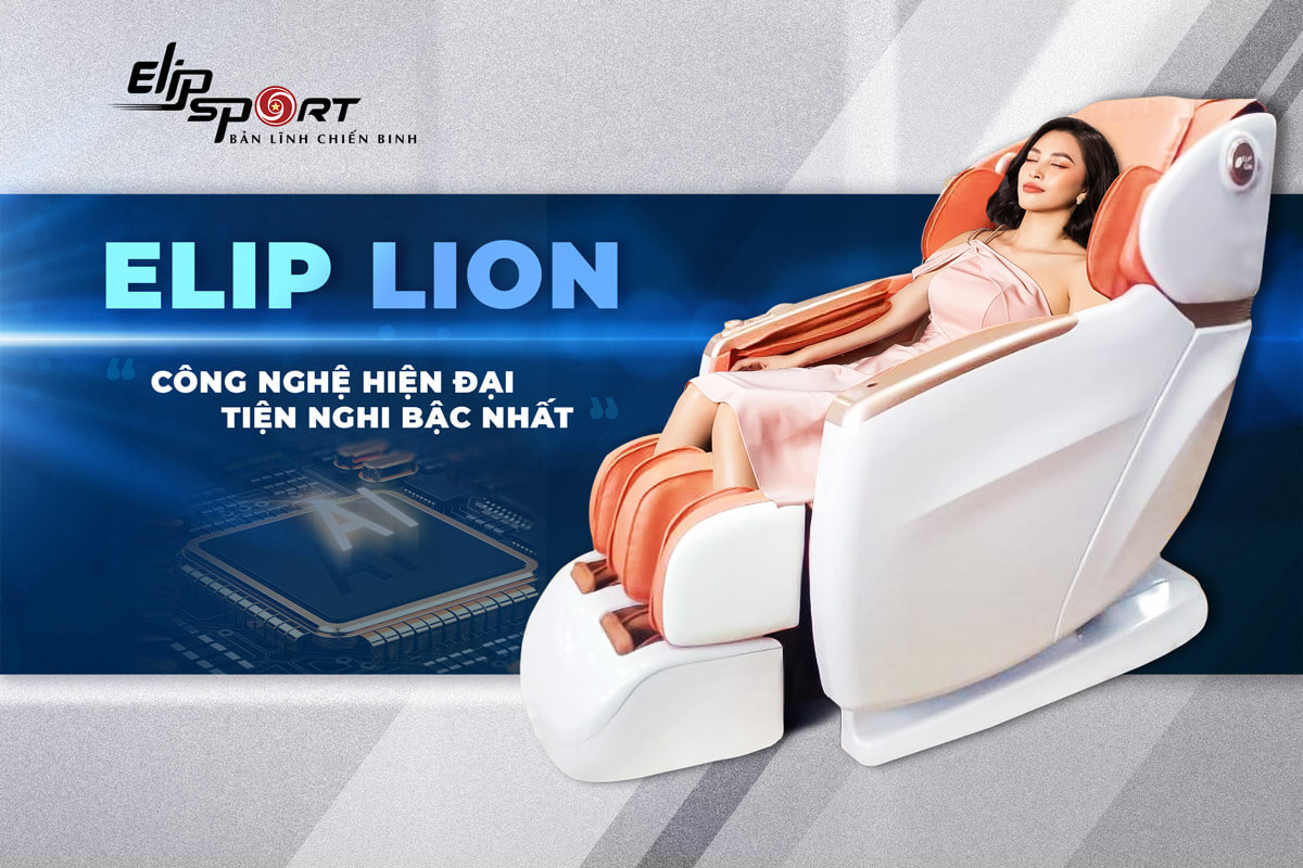 ghế massage ELIP LION