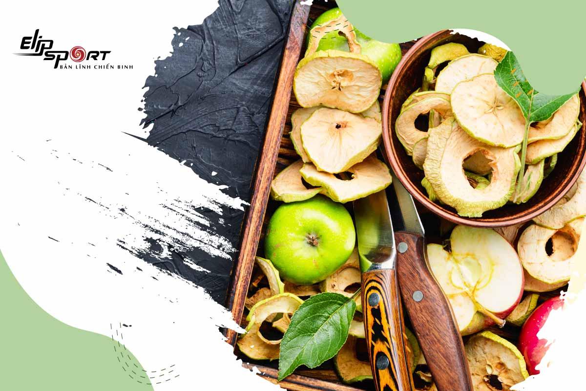 ăn trái cây sấy giảm cân