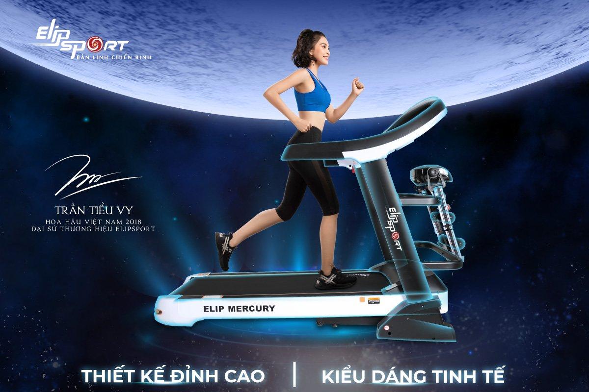 Máy chạy bộ uy tín chất lượng nhất Vĩnh Phúc