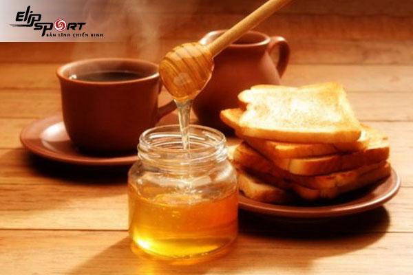 mật ong cà phê nguyên chất