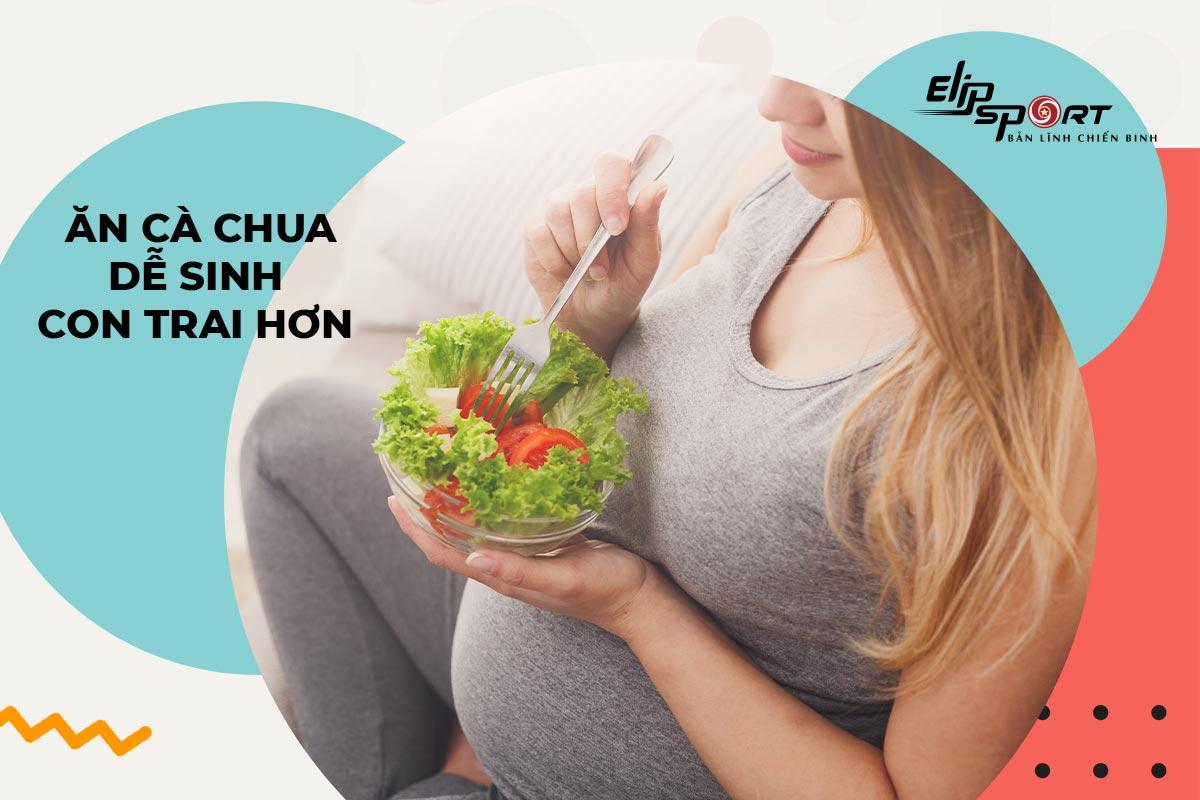 muốn sinh con trai không nên ăn gì
