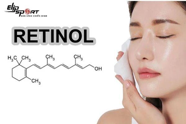 sử dụng retinol đúng cách