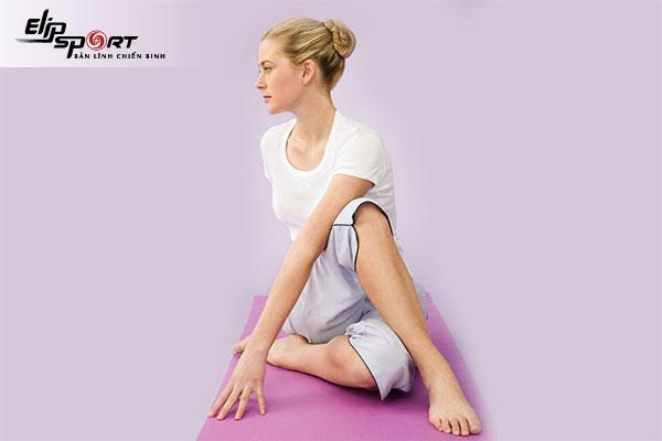 yoga thanh lọc cơ thể