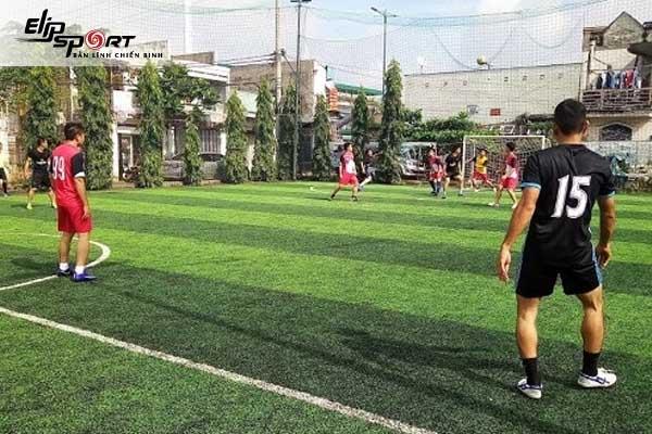 sân bóng đá mini Bình Thạnh