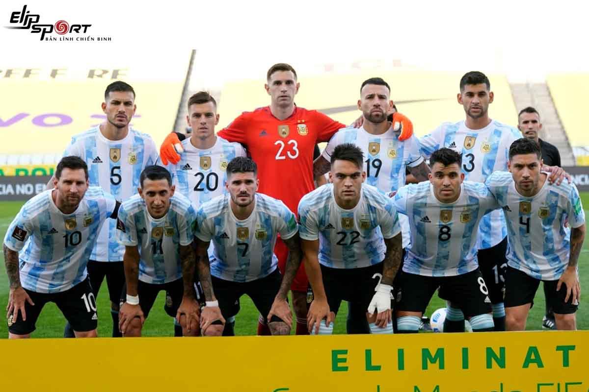 đội hình bóng đá Argentina