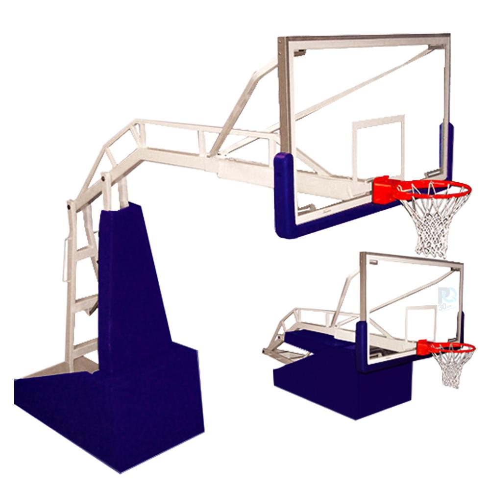 Trụ bóng rổ di động – xếp ED03
