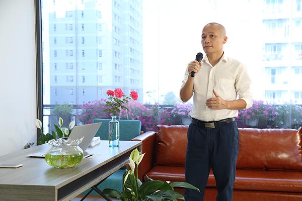 CEO Lê Mạnh Trường - Chủ tịch Tập đoàn Thể thao Elipsport