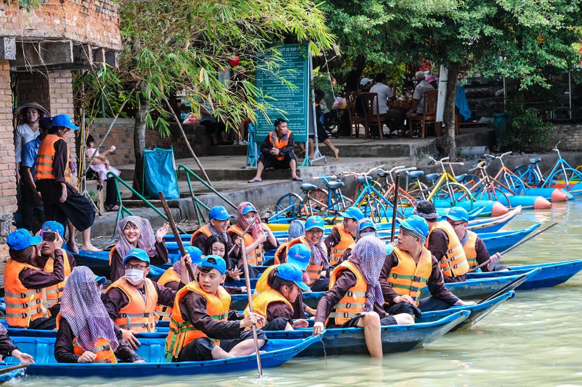 Hành trình chinh phục xứ dừa