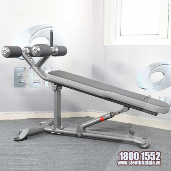 Ảnh sản phẩm Ghế tập bụng điều chỉnh đa độ dốc Elip AC013