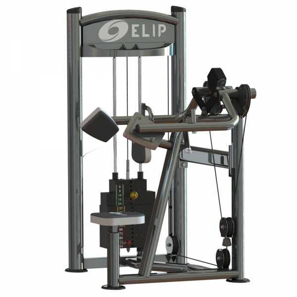Ảnh sản phẩm Máy tập nâng vai Elip AC055