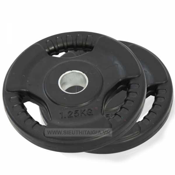 Ảnh sản phẩm Tạ miếng cao su Elip Gym phi 28(55.000đ/1Kg)