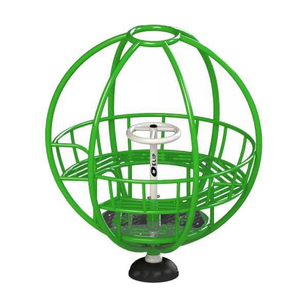 Ảnh sản phẩm Đu quay địa cầu Elip E8001