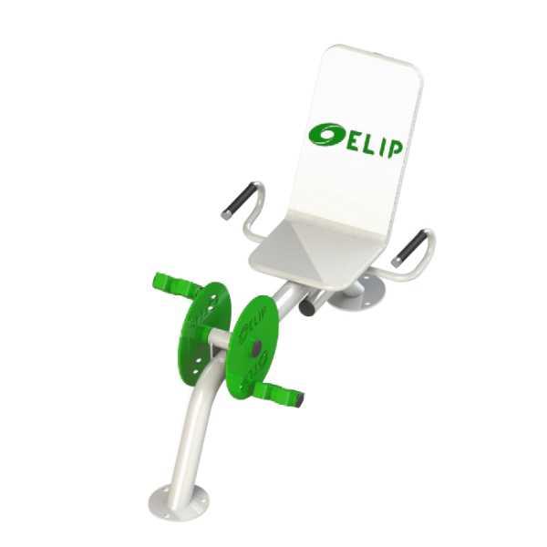 Xe đạp tập tựa lưng Elip E1007