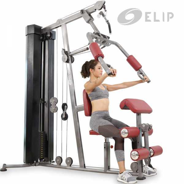 Máy tập tạ đa năng Elip Home Gym 7 in 1