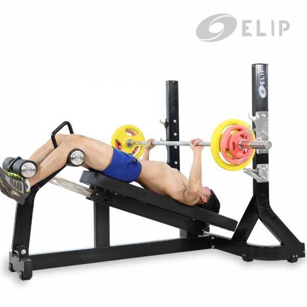 Ảnh sản phẩm Ghế đẩy ngực dưới Elip OLY106