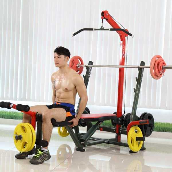 Ảnh sản phẩm Ghế tạ đa năng Elip Power Max 9in1-Quà