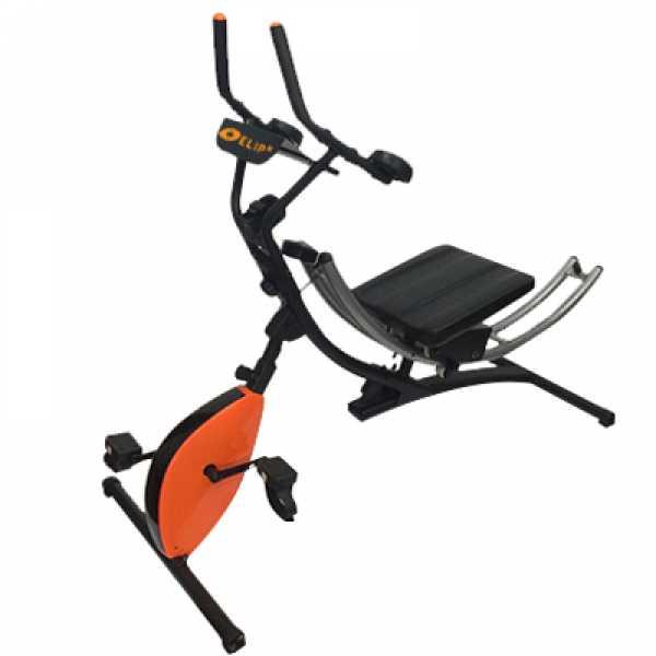 Ảnh sản phẩm Máy tập bụng-xe đạp tập Elip-Victoria