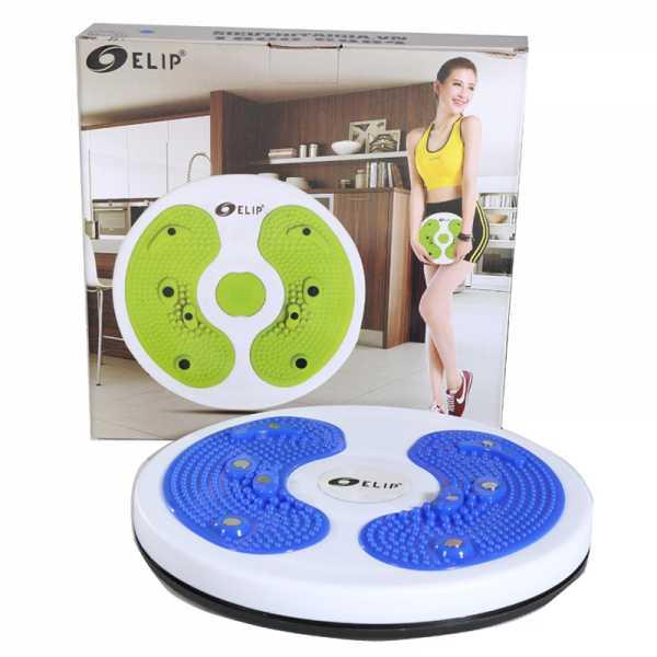 Ảnh sản phẩm Đĩa xoay eo Elip Twist 360 độ
