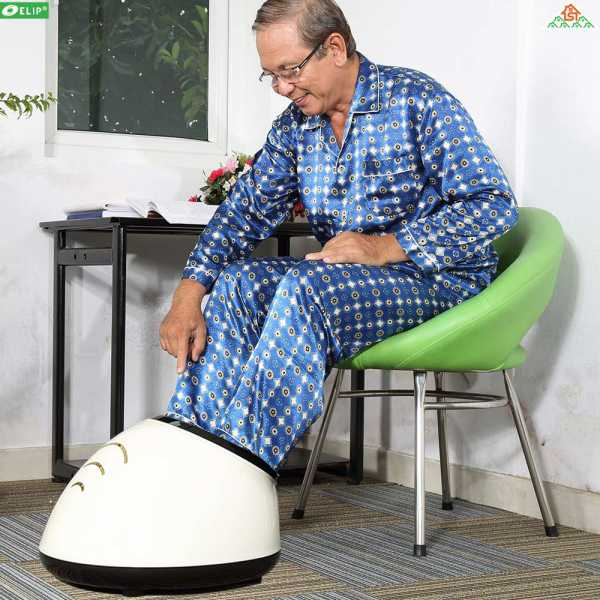 Ảnh sản phẩm Máy massage chân 3D Elip Full Moon