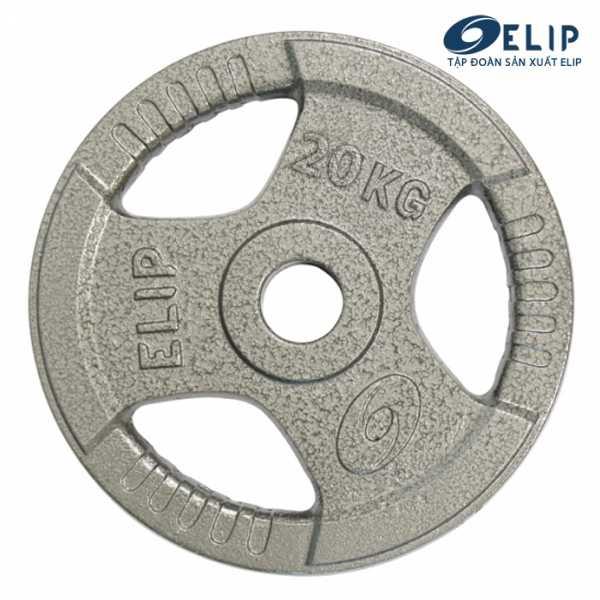 Tạ Gang ELIP Rubic Phi 50-20Kg