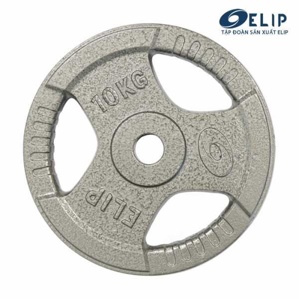 Tạ Gang ELIP Rubic Phi 28-10Kg - Elipsport.vn