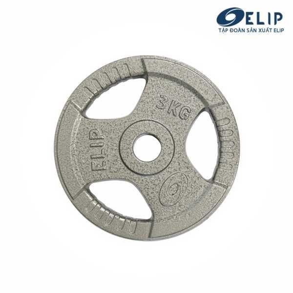 Tạ Gang ELIP Rubic Phi 50-5Kg - Elipsport.vn