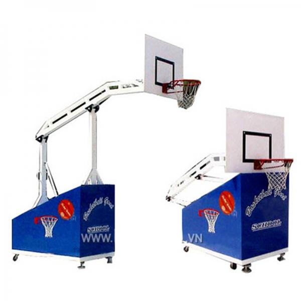 Ảnh sản phẩm Trụ bóng rổ di động Elip ET03