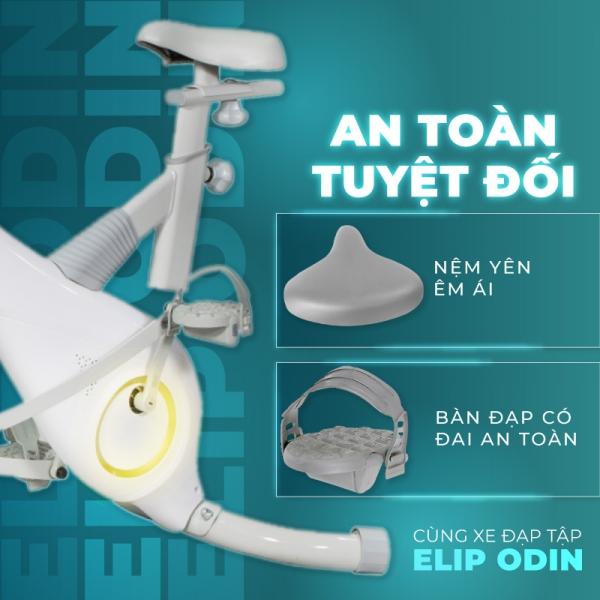 Ảnh sản phẩm Xe đạp tập ELIP Odin
