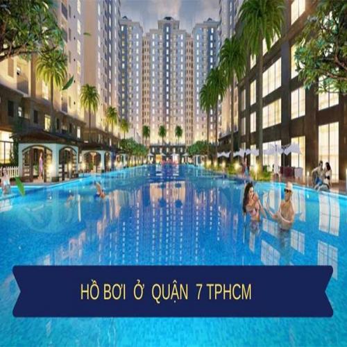 Danh Sách Các Bể Bơi Ở Quận 7 Hồ Chí Minh Cho Trẻ Em Tập Bơi