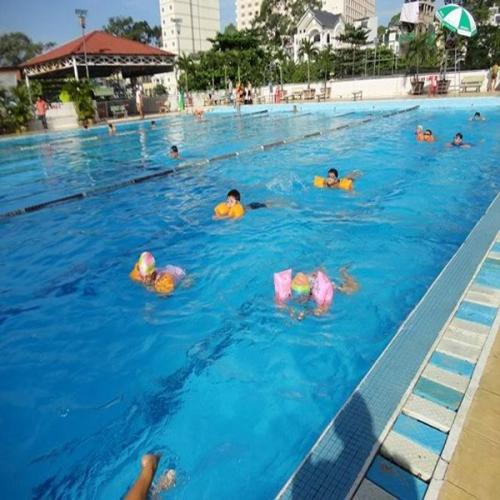 Danh sách các địa chỉ bể bơi ở Tân Bình, Hồ Chí Minh