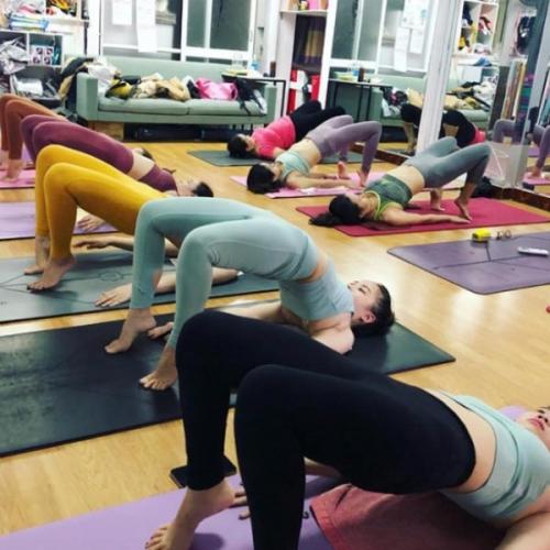 Phòng Tập Yoga Quận Liên Chiểu, Đà Nẵng Chất Lượng