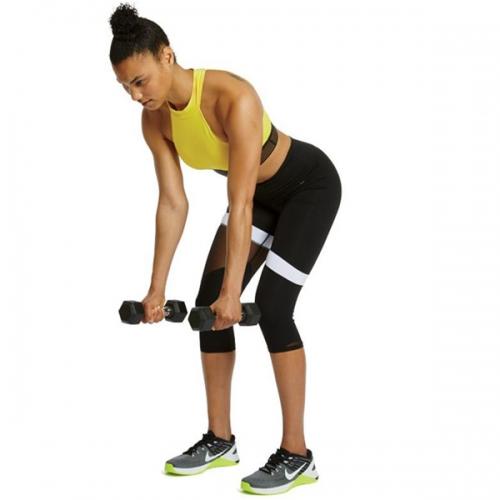 5 bài tập giúp giảm mỡ vai và bắp tay cấp tốc