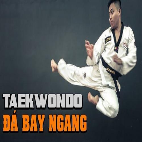 Tên các đòn đá trong taekwondo lợi hại nhất