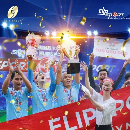 Bản tin Elipspeed Số 1: Elipsport miền Nam chiến thắng thuyết phục giải Siêu cúp