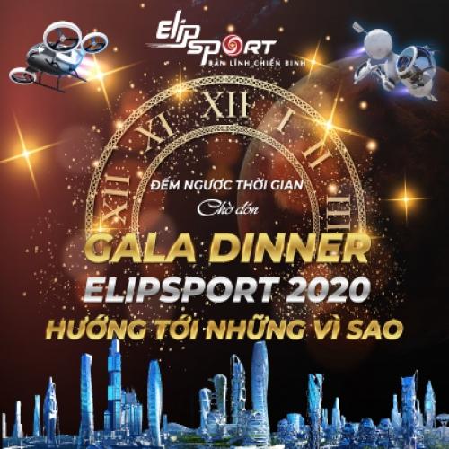 Bản tin Elipspeed số 4: Chào đón Gala Dinner - Hướng tới những vì sao