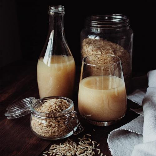 Sữa gạo lứt mè đen có tác dụng gì? hướng dẫn nấu