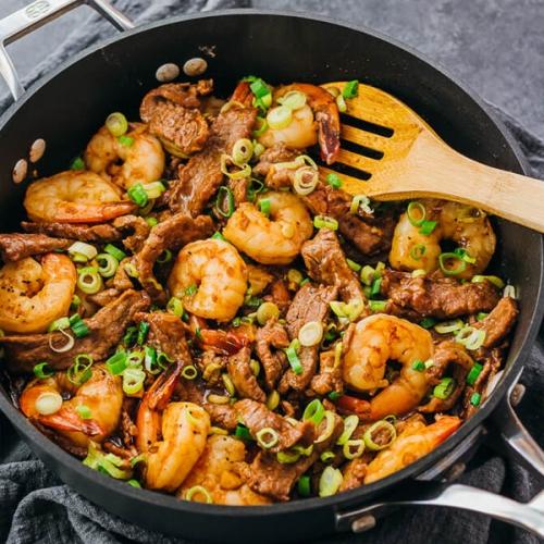 Thịt bò nấu với tôm được không? Với thịt gà, trứng được không?