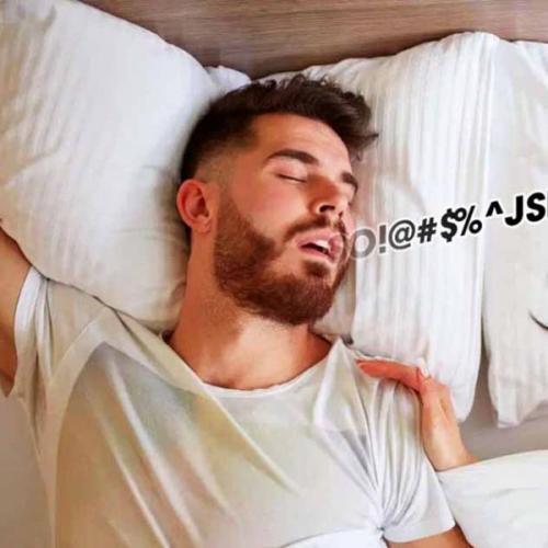 Nói mớ khi ngủ và cách chữa dứt điểm để có giấc ngủ ngon