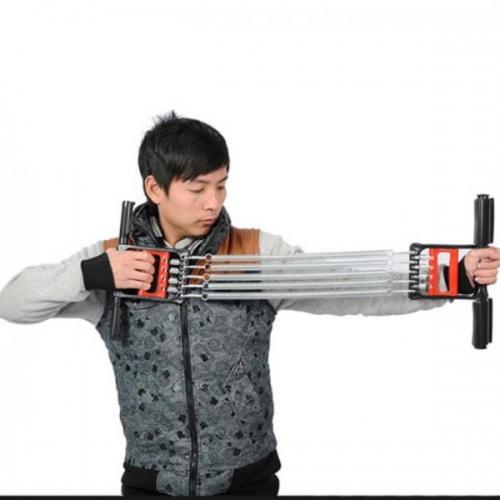 Bài tập với dây kéo lò xo đa năng hiệu quả