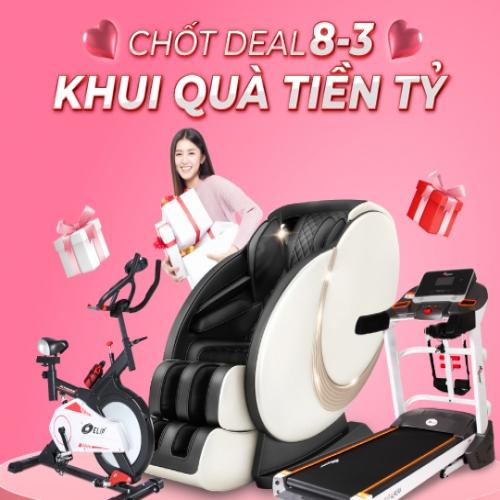 ''Chốt deal 8.3 - Khui quà 1 tỷ'' tại 121 showroom Elipsport