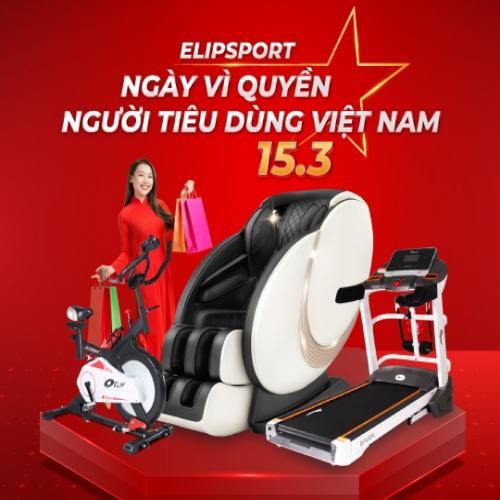 Elipsport khuyến mãi cực lớn hưởng ứng Ngày vì người tiêu dùng