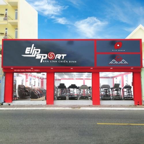 Tưng bừng khai trương cửa hàng Elipsport quận 6